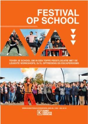 Kunsteducatie Nederland - Festival op school