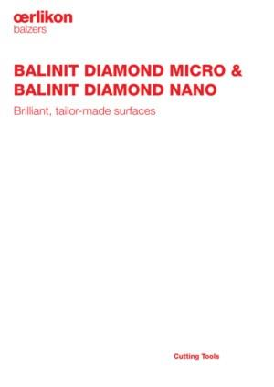 BALINIT DIAMOND
