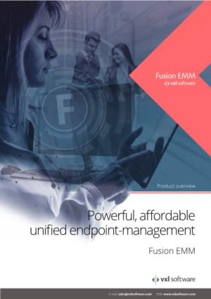 Powerful, affordable unified endpoint-management