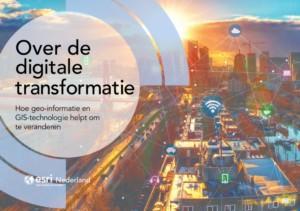 Over de digitale transformatie: hoe locatie helpt om te veranderen