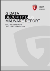 G DATA PC Malware Report
