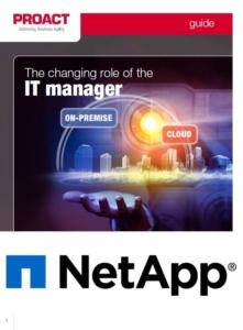 Gids: de veranderende rol van de IT-manager