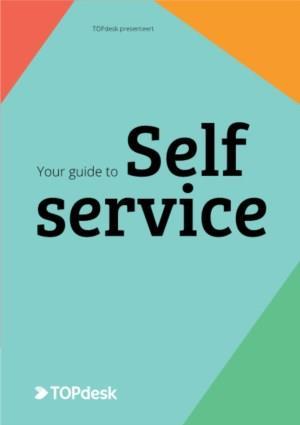 Jouw gids naar selfservice