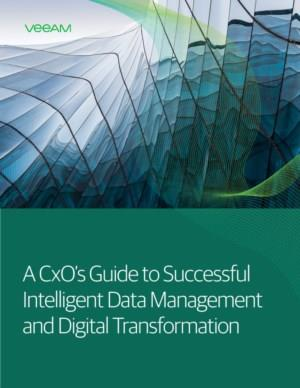 Een CxO-gids voor succesvol Intelligent Data Management en digitale transformatie