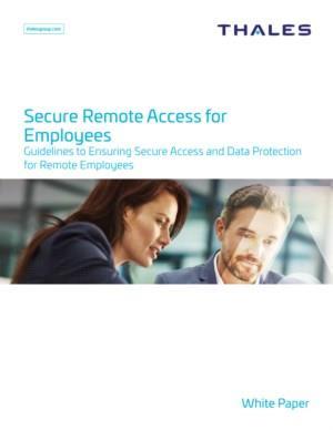 De richtlijnen voor het waarborgen van veilige toegang en gegevensbescherming voor werknemers op afstand
