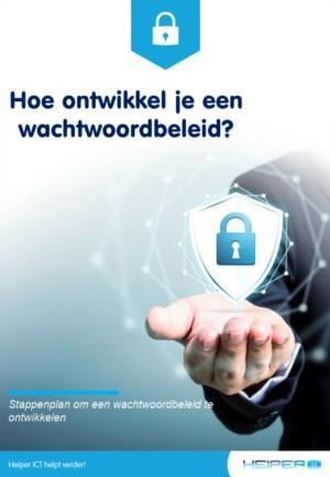 Hoe ontwikkel je een wachtwoordbeleid?