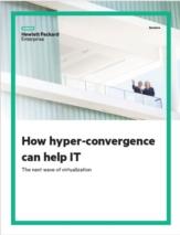 De nieuwe virtualisatie-golf: hoe hyper-convergence IT-afdelingen helpt