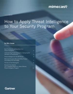 Threat Intelligence toepassen op uw beveiligingsprogramma