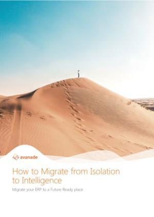 De migratie van uw ERP naar de intelligente toekomst