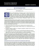 De voordelen van een converged datacenter infrastructuur