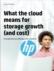 De impact van de Cloud op Storage Resource Management