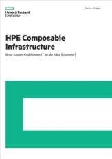 Wat is Composable Infrastructure en waarom zou u moeten overstappen?