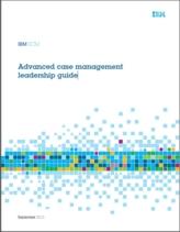 Maak uw kenniswerker effectiever met Advanced Case Management (ACM)