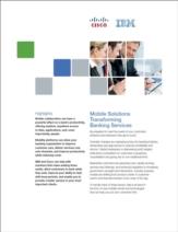 De voordelen van Mobile Collaboration en mobiele platformen voor banken