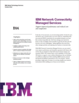 Network Connectivity Managed Services: Netwerkkosten onder controle en connectiviteitsissues verleden tijd