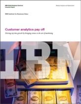 De vier stadia die u moet doorlopen voor een winstgevend Customer Analytics raamwerk