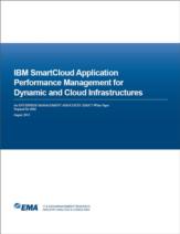 Application Performance Management (APM) tools voor public en private cloud-infrastructuren