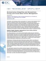 Het vereenvoudigen en stroomlijnen van virtual- en cloud datacenter management