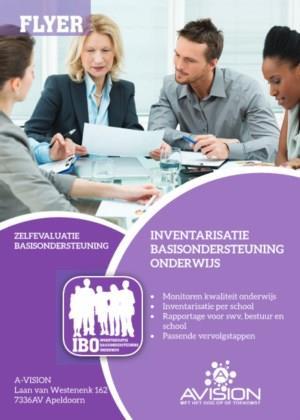 IBO - Inventarisatie Basisondersteuning Onderwijs