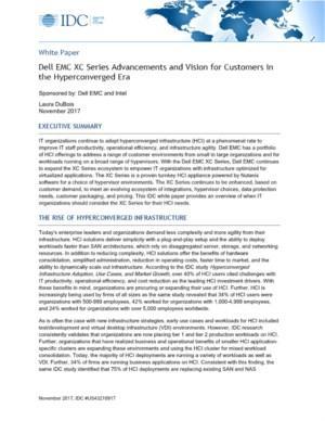 Op zoek naar een passende HCI-oplossing voor uw organisatie?