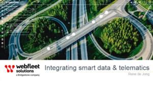 Integrating smart data & telematics