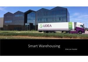 Smart Warehousing maakt ambitieuze groei van Udea mogelijk
