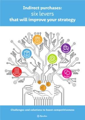 Indirecte aankopen: zes pijlers die uw strategie zullen verbeteren