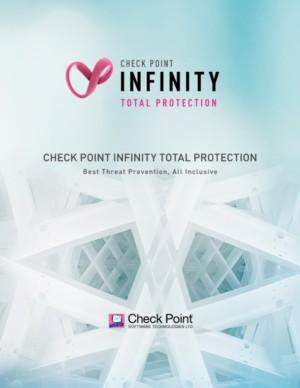 CHECK POINT INFINITY TOTAL PROTECTION