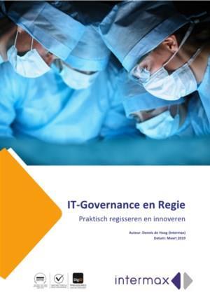 IT-Governance en Regie: Praktisch Regisseren en Innoveren