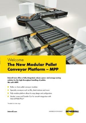 Modular Pallet Platform (NEW)
