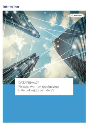 Dataprivacy: Risico's, wet- en regelgeving & de reikwijdte van de VS