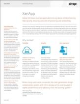 Citrix XenApp: Windows applicaties veilig en mobiel leveren aan uw gebruikers