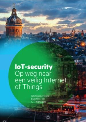 IoT-security: Op weg naar een veilig Internet of (medical) Things