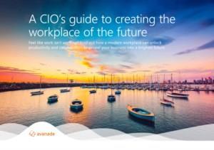 CIO Gids: de werkplek van de toekomst