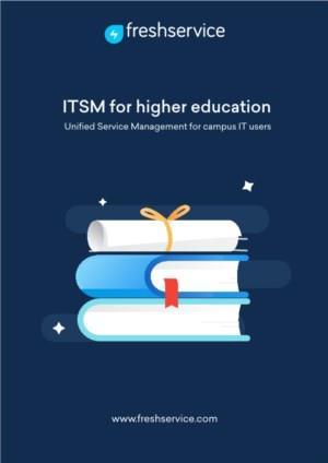 ITSM voor hoger onderwijs