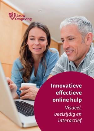 Innovatieve en effectieve online hulp. Visueel, veelzijdig en interactief