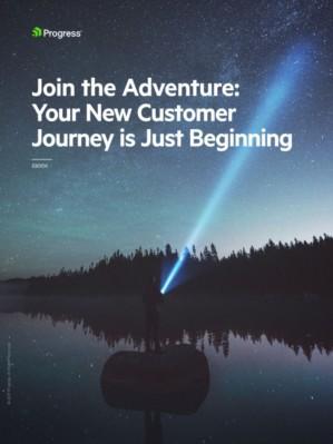 De nieuwe Customer Journey begint vandaag!