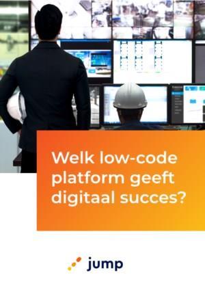 Welk low-code platform geeft digitaal succes?