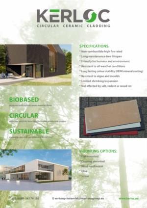 Kerloc product leaflet (Engels)