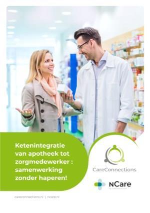 Ketenintegratie van apotheek tot zorgmedewerker: samenwerking zonder haperen!