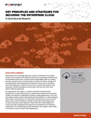 Basisbeginselen voor de juiste beveiliging van de Enterprise Cloud