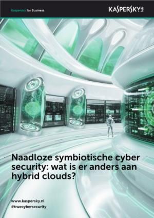 Symbiotische cyber security: wat is er anders aan hybrid clouds?