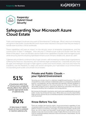 De voordelen van Microsoft Azure Cloud Security