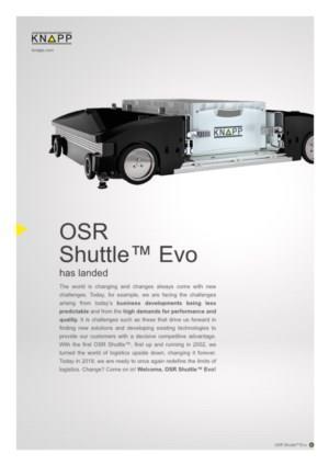 OSR Shuttle Evo