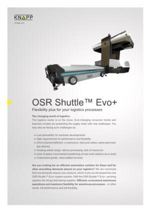 OSR Shuttle™ Evo+
