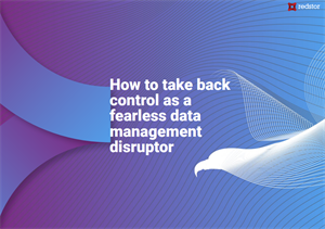 How to be a data disruptor