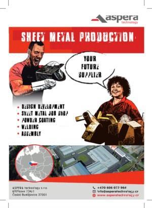 ASPERA Technology flyer