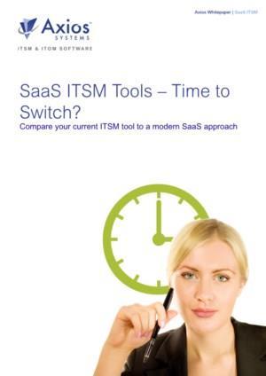 SaaS ITSM: Is het tijd om over te stappen? Vergelijk uw ITSM tool met een SaaS aanpak