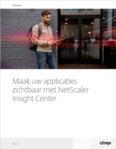 Next-generation application visibility: uitgebreide zichtbaarheid van en controle over applicaties