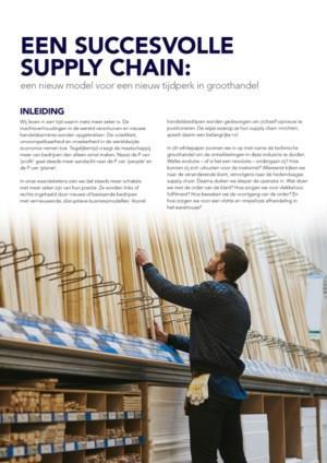 Een succesvolle supply chain: een nieuw model voor een nieuw tijdperk in groothandel